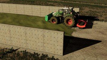 Lizard Bunker Silo fs19