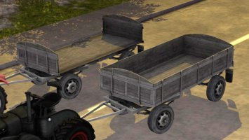 Lizard Old Grain trailer fs19