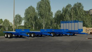 Mcintosh 6 Tonne Multi Purpose Trailer fs19