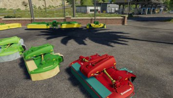 Mower Pack v2 fs19