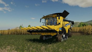 New Holland 980 CF6 fs19