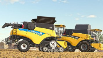 New Holland CR9.90 fs19