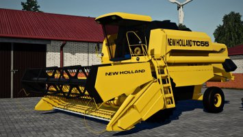 NEW HOLLAND TC 55 fs19