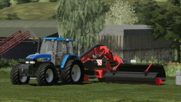 New Holland TM170 fs19