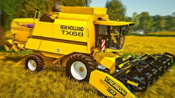 New Holland TX66 Full Pack fs19