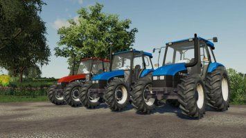 Pack New Holland Series L, TL & 35 fs19
