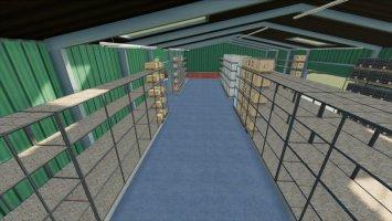 Pallets High Shelf Storage v1.0.0.2 fs19