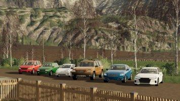 Platzierbare Autos fs19