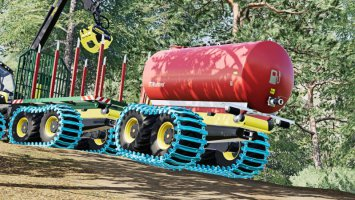 Ponsse Elephant King Trailer HKL fs19