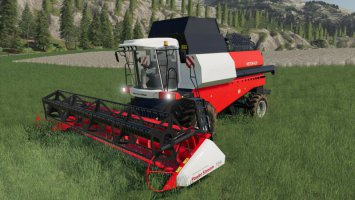 Rostselmash VECTOR 420 fs19