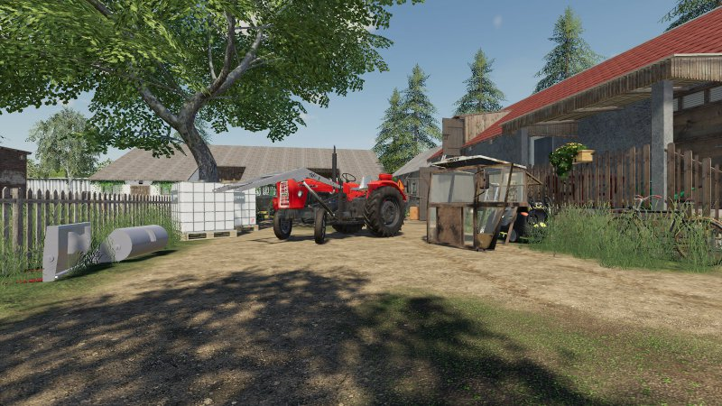 Ursus Kabiny Placeable - By SIG22 FS19