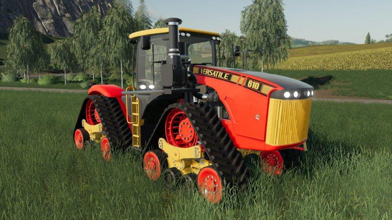 Versatile 610 FS19
