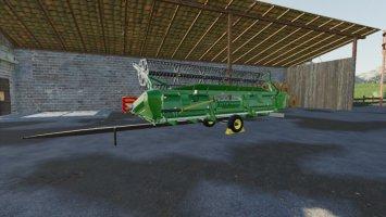 AW 700 Cuttertrailer fs19