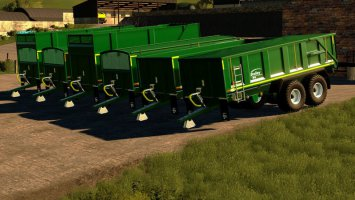 Bailey TB Pack v2 fs19