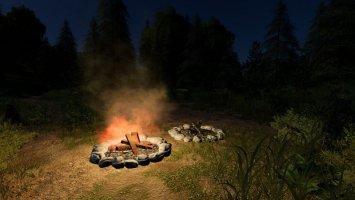 Camp Fire fs19