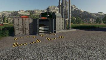 Container BGA 45KW fs19