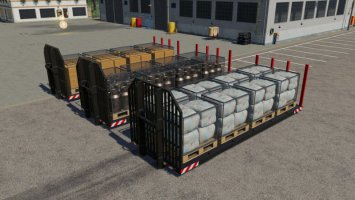 Container Pallets fs19