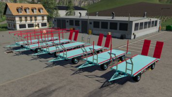 Crosetto Pack fs19