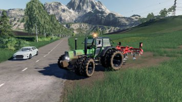 Deutz DX 140 fs19