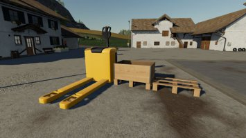Electric Pallet Truck fs19