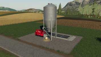 Farm Silos For Total Mixed Ration fs19