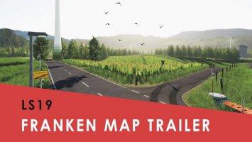 Franken Map fs19