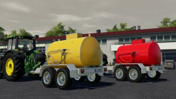 Fuel Trailer fs19