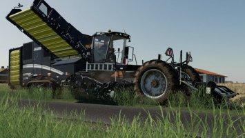 Grimme Varitron 470 Modification fs19