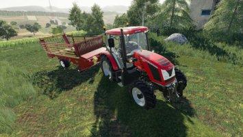 Hagedorn Loader Wagon 4T fs19