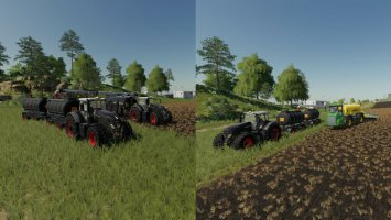 HS 10.5 Tank Trailers v1.5 fs19