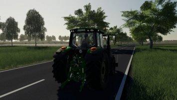 John Deere 6M mod.2020 v1.1.1 FS19