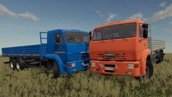 Kamaz 65117 fs19