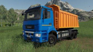Kamaz-6580 fs19