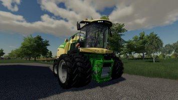Krone BiG X 1180 FS19