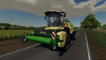 Krone EasyFlow 380 S fs19