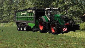 Krone ZX 560 v1.0.0.1 FS19
