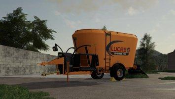 Lucas Spirmix 220 fs19