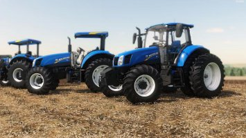 New Holland T6 BR fs19