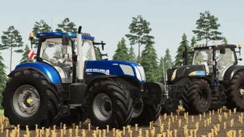 New Holland T7 AC Series v1.3 fs19