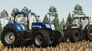 New Holland T7 AC Series v1.2 fs19