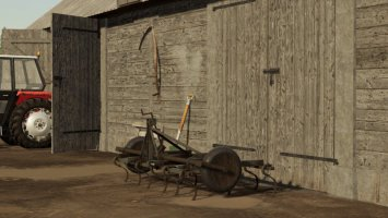 Old Cultivator fs19