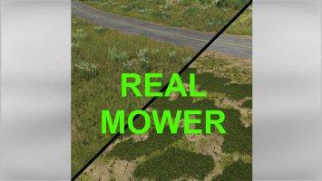 Real Mower fs19