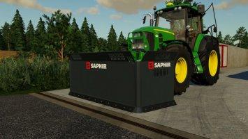 Saphir MES 400 v1.0.0.3 fs19