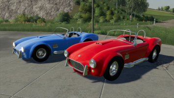 Shelby Cobra fs19