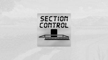 SprayerSectionControl v0.1.1.0 fs19