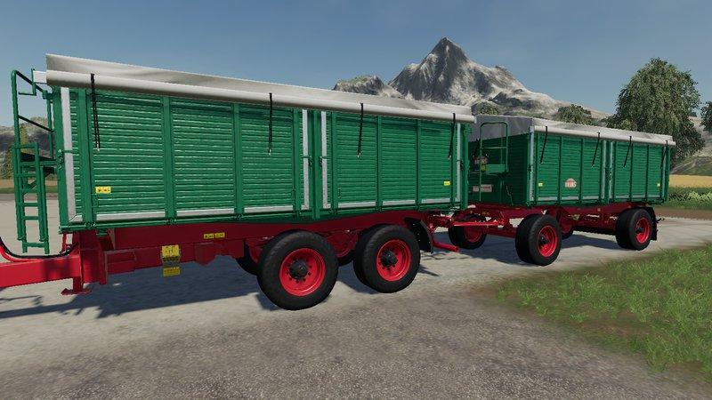 Tiemann Argroliner Pack v1.0.1.1 FS19