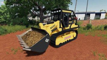 CAT 953C Crawler Loader fs19