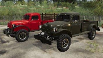 Dodge Power Wagon 1946