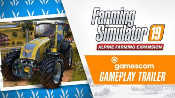 Farming Simulator 19 Alpine Farming Expansion - Gameplay Trailer news