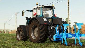 Fendt 800 S4 v1.3 FS19